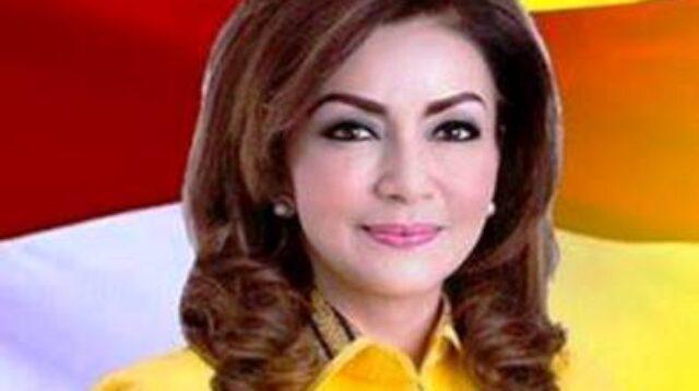 Christiany Eugenia Paruntu (CEP) Balon Gubernur Sulut dari Partai Golkar