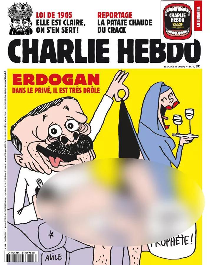 Karikatur Charlie Hebdo, Menuai Kontroversi, Kebebasan Berekspresi atau Intoleransi? - Jurnal Patroli News